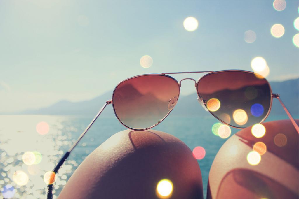 как защитить глаза от палящего солнца